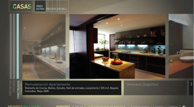 MarcelasCasas.com / Branding & Web design with responsive design