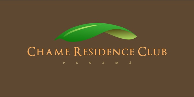 Corporate Identity for Chame Residence Club in Panama.