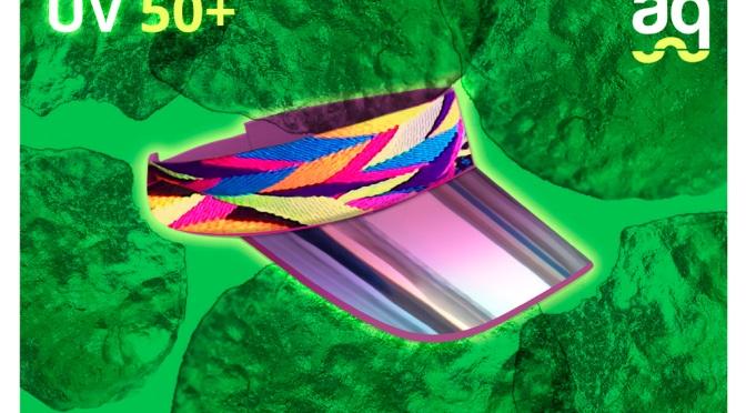 Concepto de Producto / Viseras con protección solar / ColorUV 50+