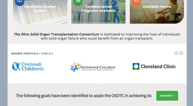 OSOTC.ORG – Ohio Solid Organ Transplantation Consortium / Responsive Web Design