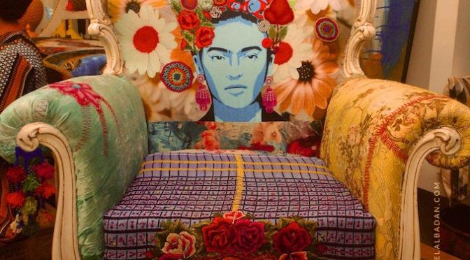 Lanzamiento de la nueva colección de muebles de Tina Neumann