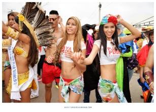 Playa Perdida - Naturalmente Sexy Carnaval de Barranquilla 2015 © http://miguelalbadan.com