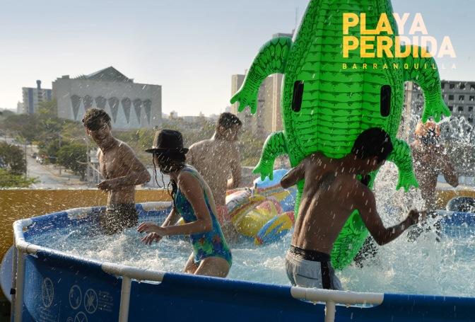 Celebración del Día Mundial del Agua – Playa Perdida #PoolParty