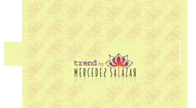 Trend By Mercedes Salazar / Logo & Packaging for display in Falabella
