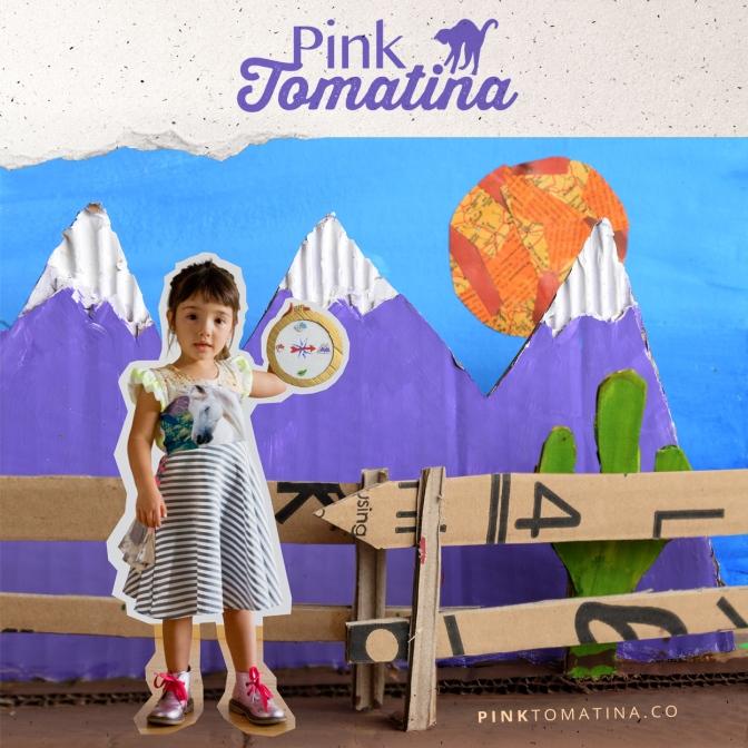 Pink Tomatina SS-2015 / Digital Art Direction & Photography