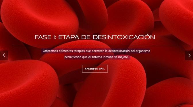 GENAVíe Wellness Center / Diseño web y fotografía.