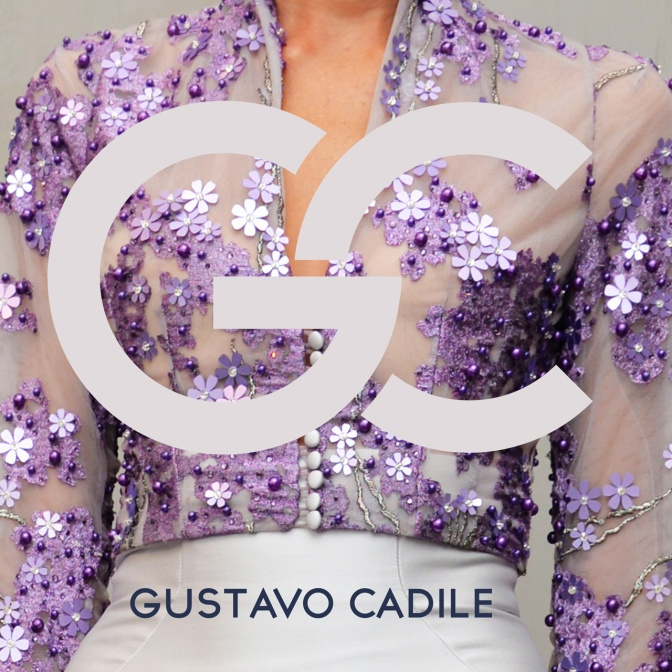 Gustavo Cadile Bridal & Spring 2016 Collection / Newsletter Design