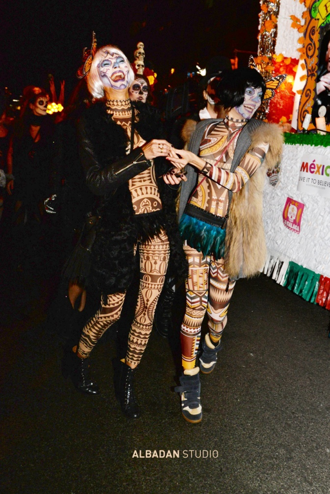 New York City Halloween Parade 2015