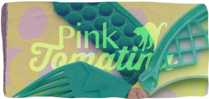 Pink Tomatina / Digital Art Direction & Web Design