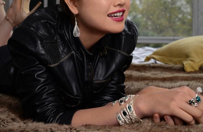 Bacata Artisans New York / Jewelry fashion photography © ALBADAN STUDIO.