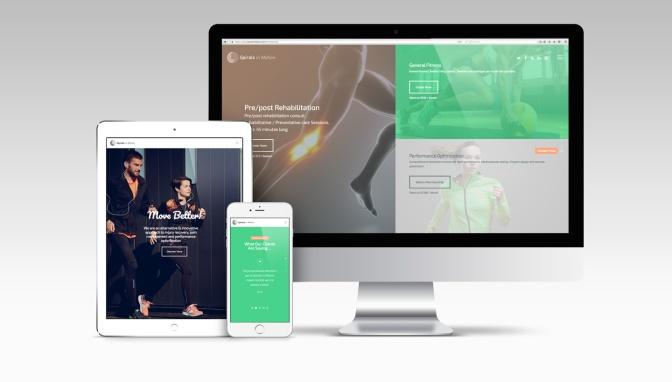 Spiralsinmotion.com / Branding + Web Premium WordPress